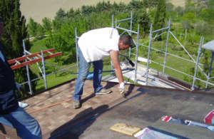 ediliziare costruzioni tegola fermo
